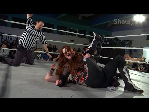 VI Pro Wrestling on Shaw TV - Ep. 13 - March 24th, 2018