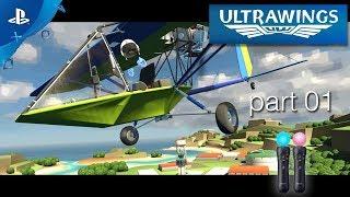 Ultrawings: PSVR - update V1 05 - 8x MSAA - PakVim net HD