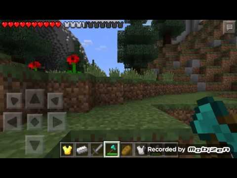 Minecraft pe Hunger games 4. Bölüm