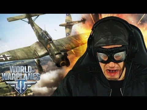 Schreckensnacht! | World of Warplanes 2.0