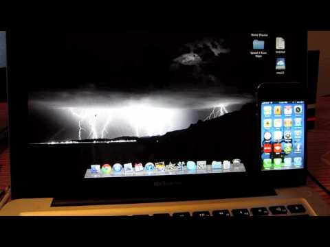Sync to iTunes iCloud Wirelessly-Music and Apps