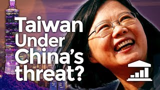 Why Is TAIWAN Threatened By CHINA? - VisualPolitik EN