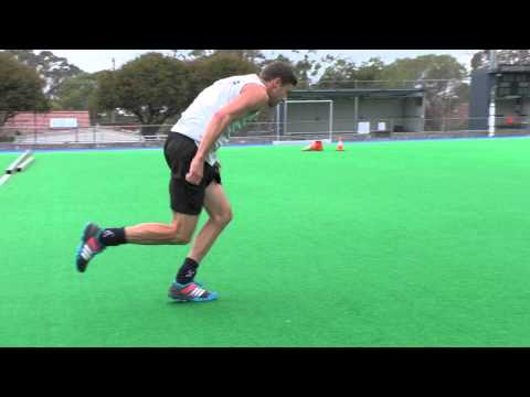 Field Hockey - Speed Work Drills