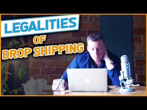 How To Not Get Sued When Drop Shipping!