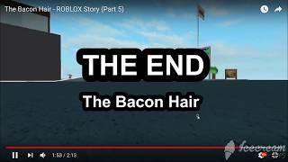 Roblox Bacon Hair Videos 9tubetv - bacon hair rekts ramen noodle hair in roblox auto rap