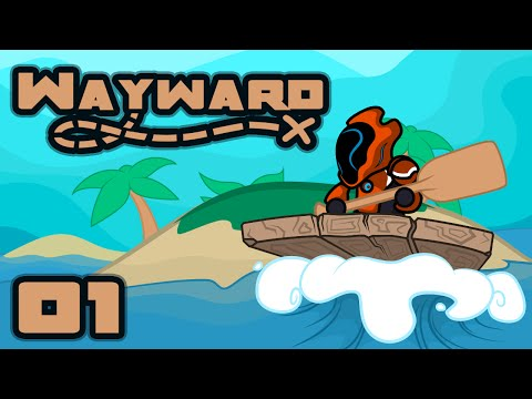 Let's Play Wayward - PC Gameplay Part 1 - Who Needs Survival When You Have Fisticuffs!