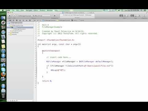 Introduction to File Management in Objective-C