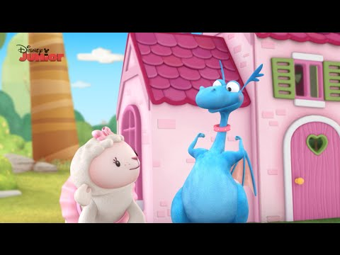 The Right Stuff | Doc McStuffins | Disney Junior UK
