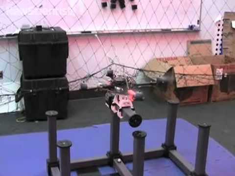 Flying robotic builders