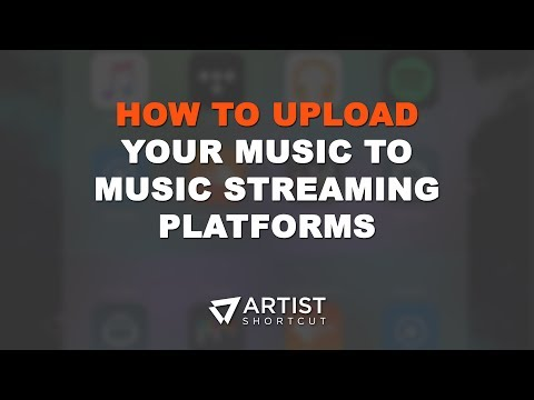 How To Upload Your Music To Apple Music, Tidal, Spotify, & Etc  | Artist Shortcut
