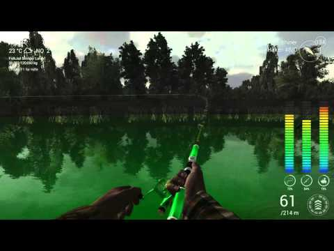 Fishing Planet Missouri/Mudwater River (Alligator Gar/Alligator Hecht) UPDATE 0.3.5