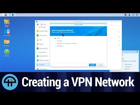 Creating a VPN Network