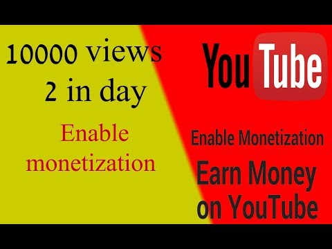 how to increase 10k views for enable monetization help of uc news