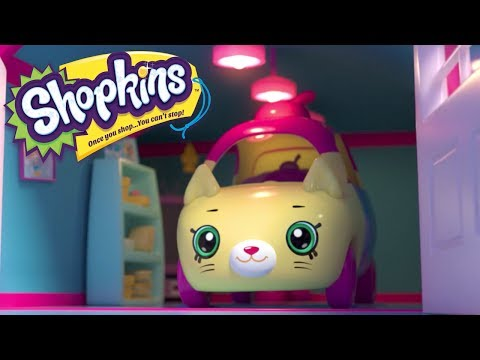 SHOPKINS | Cutie Cars Shopkins | Dance and Drive | Cartoons For Children