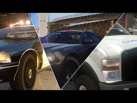 Community Pick - ON PATROL DAY 77 [FORD TRUCK]