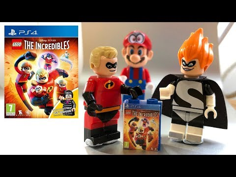 LEGO Incredibles 2 Game Stolen By Syndrome