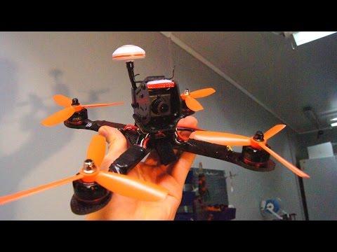 Build a Racing Drone - DIY Kit
