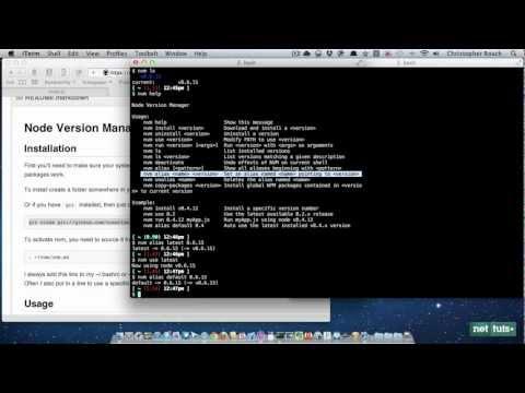 Node.js Infrastructure: Part 1