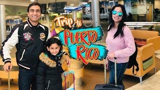 Ek Toofani Raat - The Trip to Puerto Rico - Vlog   Lalit Shokeen Films  