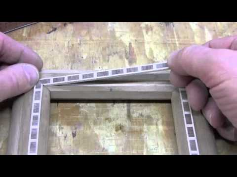 Wood Inlay Banding - Cut, Fit, & Install