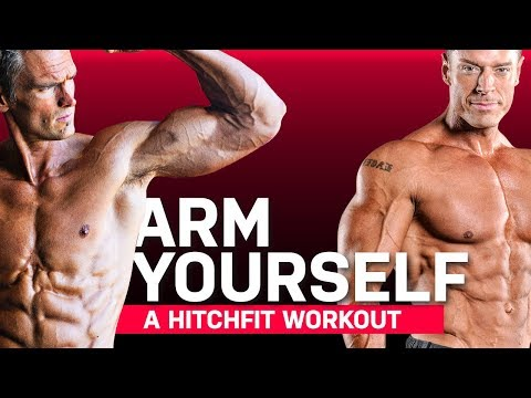 ARM YOURSELF - AN INCREDIBLE ARM ANNIHILATING WORKOUT