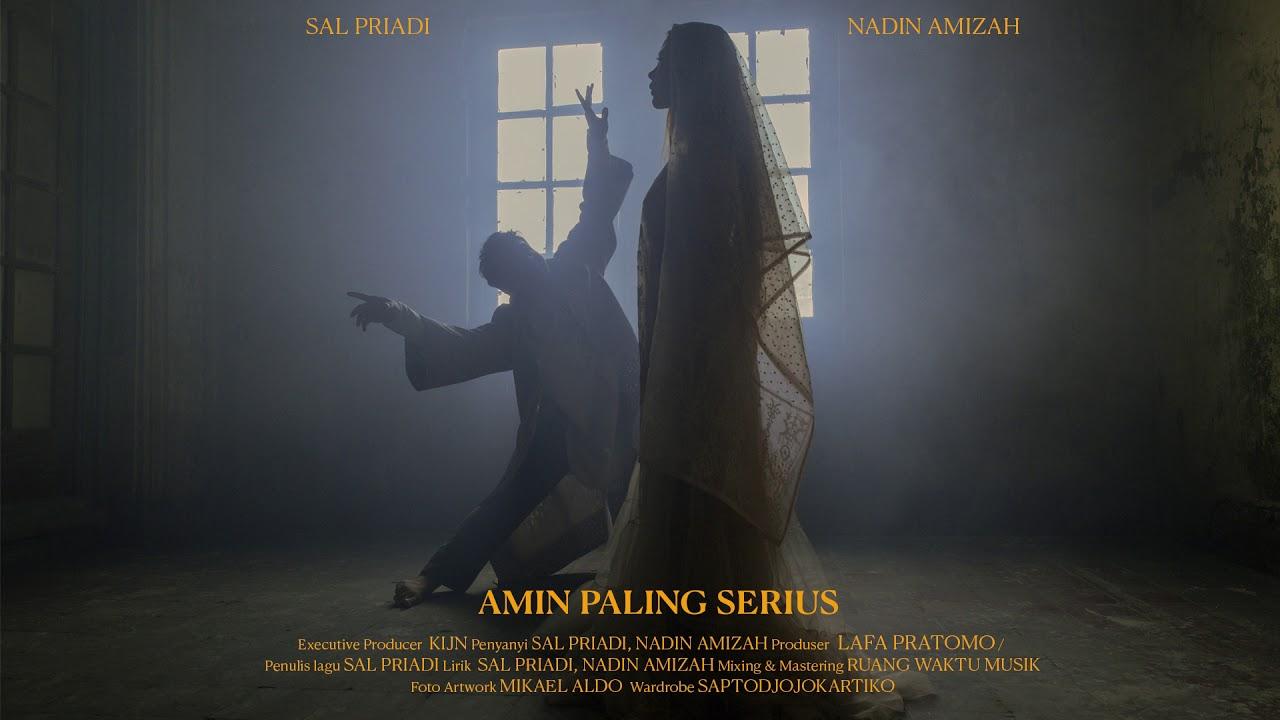 Amin Paling Serius - Nadin Amizah