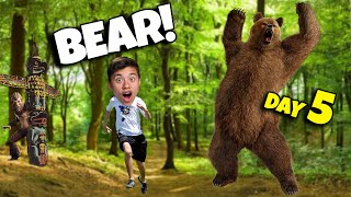 WE SAW BIGFOOT AND A BEAR IN ALASKA!!! Missed Our Excursion in Ketchikan! Cruise Week Day 5