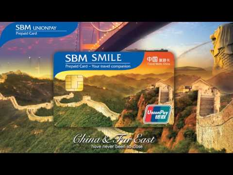 SBM UPI Prepaid and Debit Cards