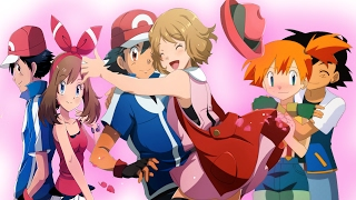 Who Does Ash Truly love? ( Pokemon Shipping ) Valentines Day Special