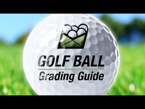 MailOrderGolf - Golf Ball Grading Guide