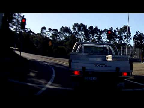 Red Light Runner - Beverly Hills