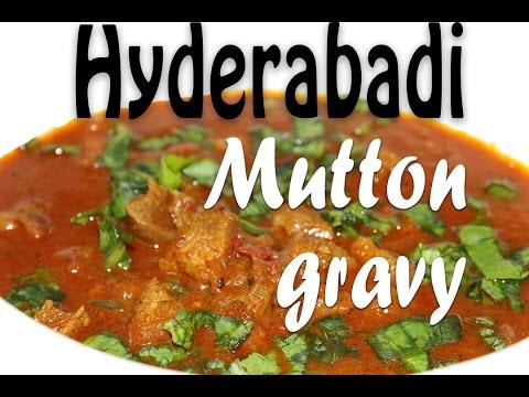 Hyderabadi Spicy Mutton Curry Home Made | Maira Kitchen