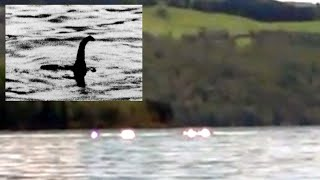 Did This 8-Year-Old Girl And Her Grandmother Spot the Loch Ness Monster?