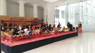 Celebrate Of Mr.bambang Samodra As The Leader Of Saptaswara (sekar Campaka)