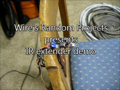 [WRP] IR extender demo