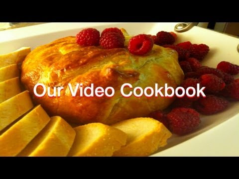 How to Make Baked Brie en Croute Recipe | Our Video Cookbook #122
