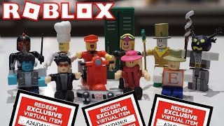 All Toy Redeem Roblox Items Daikhlo