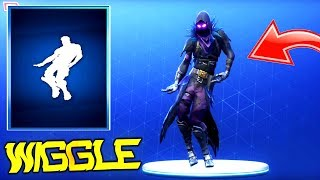 Fortnite *NEW* Wiggle Dance/Emote (Fortnite Battle Royale)