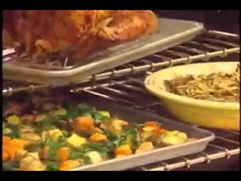 Cooking A Thanksgiving Turkey with Convection