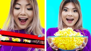 8 USEFUL LIFE HACKS YOU NEED TO TRY | FUNNY RELATABLE SITUATIONS TO MAKE YOUR LIFE BETTER