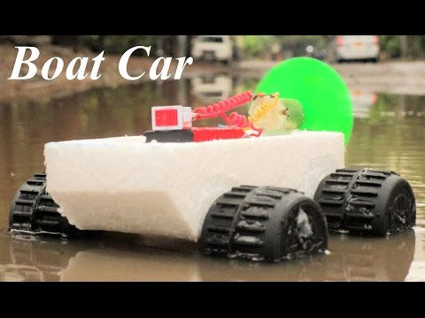 How To Make a Air Boat - does this really work