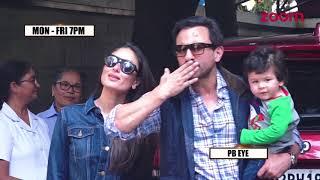 Saif Ali Khan Is Willing To Bring Taimur In Front Of Cameras | Kareena Kapoor Khan Hesitant