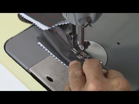 Adjusting the Singer 241-12 to Sew Heavy Materials - TUTORIAL 6
