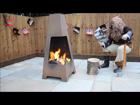 Norwegian National Day 2017 at Fireplace Products (Viking edition)