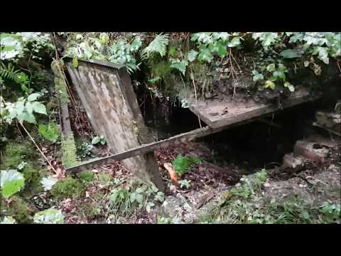 Exploring the remains of Hitler's Berghof