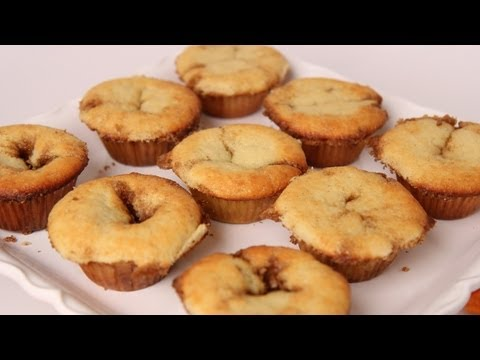 Vanilla Yogurt Muffins Recipe - Laura Vitale - Laura in the Kitchen Episode 458