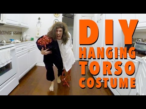 Easy DIY On How To Make The Best Zombie Costume For Halloween
