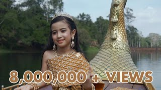 Jenna Norodom ជូនពរថ្ងៃបុណ្យអ៊ំុទូក Original Song (MV by Pepper Media Cambodia)