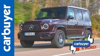 Mercedes G-Class: best and worst - Carbuyer