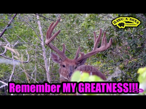 Biggest Deer Ever Killed by Losers Whitetail Hunting Made Easy by The GREATEST